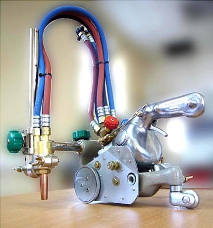 Механизированное оборудование для плазменной / газовой резки