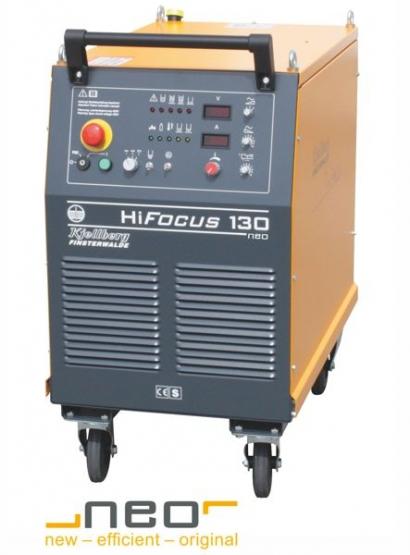 Установка плазменной резки HiFocus 130 neo