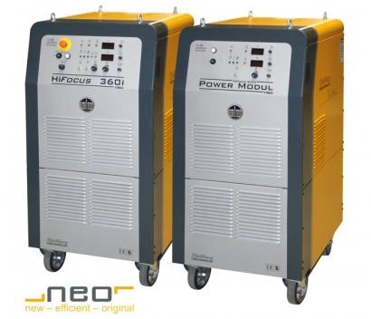 Установка плазменной резки HiFocus 600i neo