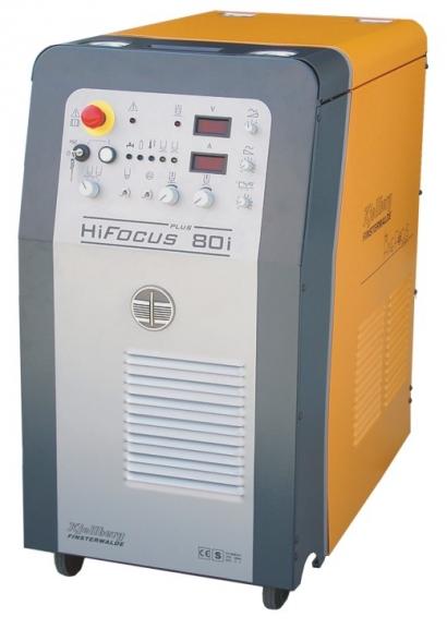 Установка плазменной резки HiFocus 80i