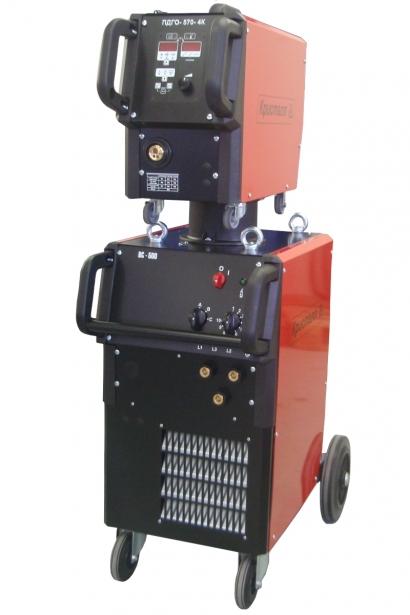 Сварочный полуавтомат ПДГО-570-4К (v.2)