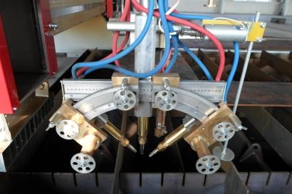 Промышленные машины 3D-газовой резки «Кристалл»
