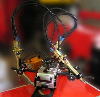 Переносная газорежущая машина «Смена-Эффект» КН2