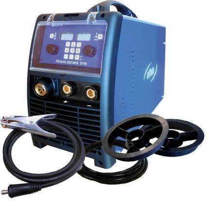MIG-MAG (сварочные аппараты для полуавтоматической сварки в среде защитных газов)