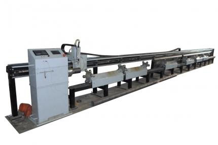 Специализированное оборудование для резки труб с ЧПУ