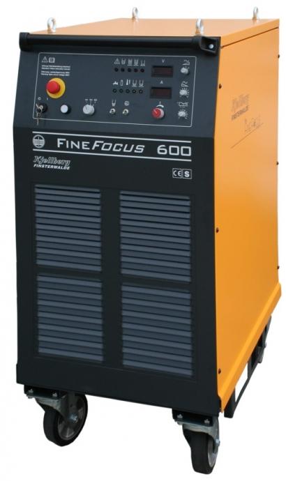 Установка плазменной резки FineFocus 600