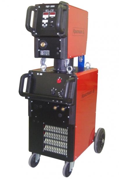 Сварочный полуавтомат ПДГ-350К (v.2)