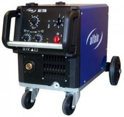 MIG/MAG сварочный полуавтомат ALF-200