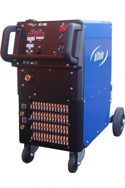 Сварочный MIG/MAG полуавтомат ALF-400
