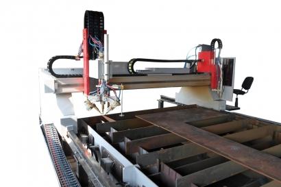Промышленные газовые станки «Кристалл» 3D