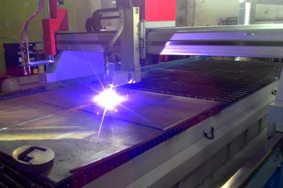 Промышленные машины 3D-плазменной резки «Кристалл»