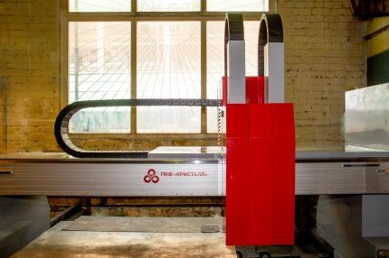 Промышленные машины Crystall CutMark