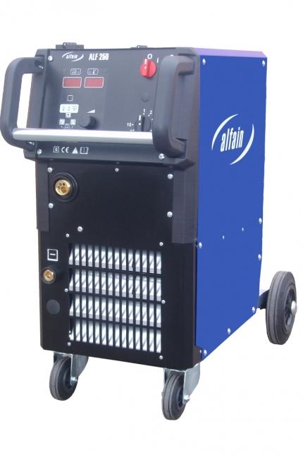 MIG/MAG сварочный  полуавтомат ALF-250